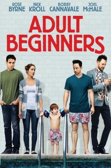 Affiche du film Adult Beginners
