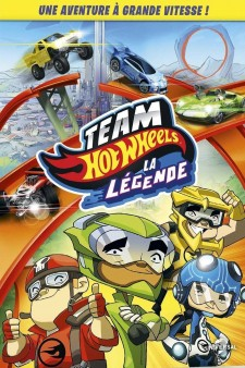 Team hot wheels: La légende