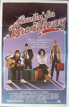 Affiche du film Headin' for Broadway