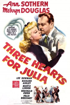 Three Hearts For Julia