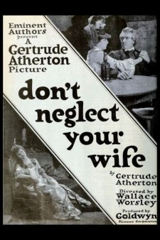 Don't Neglect Your Wife
