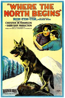 Affiche du film Where the North Begins