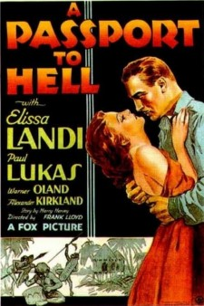 Affiche du film A Passport to Hell
