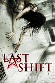 affiche du film Last  Shift