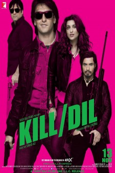 Affiche du film Kill Dil