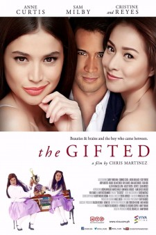 Affiche du film The Gifted