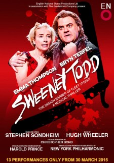 Affiche du film Sweeney Todd: The Demon Barber of Fleet Street