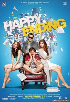 Affiche du film Happy Ending