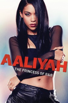 Affiche du film Aaliyah: The Princess of R&B