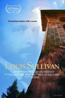 Affiche du film Louis Sullivan: the Struggle for American Architecture