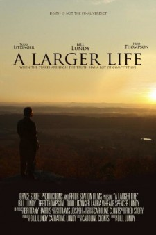 Affiche du film A Larger Life