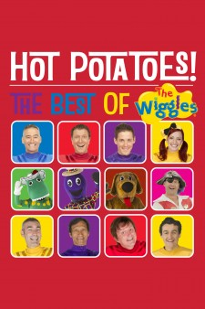 Affiche du film Hot Potatoes! The Best Of The Wiggles