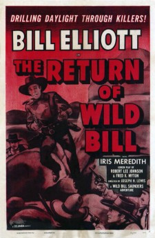 Affiche du film The Return of Wild Bill