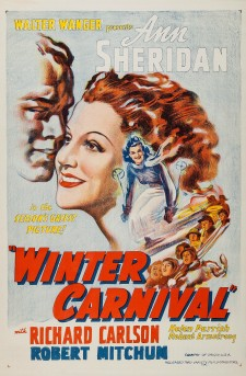 Affiche du film Winter Carnival