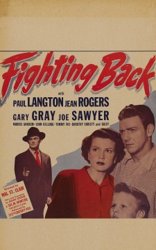 Affiche du film Fighting Back
