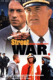 Affiche du film In the Line of Duty: Street War