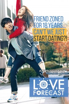 Affiche du film Love Forecast