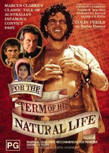 Affiche du film For the Term of his Natural Life