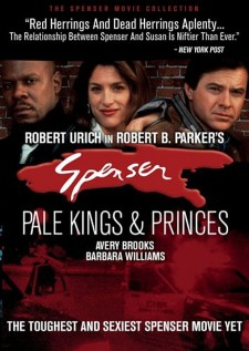 Affiche du film Spenser: Pale Kings and Princes