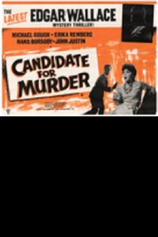 Affiche du film Candidate for Murder
