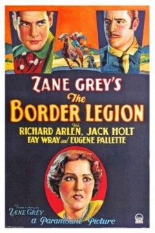 Affiche du film The Border Legion