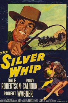 Affiche du film The Silver Whip