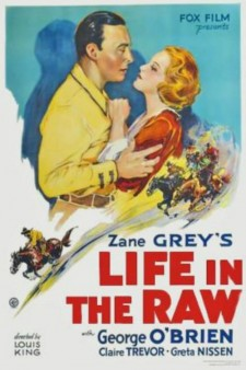 Affiche du film Life in the Raw