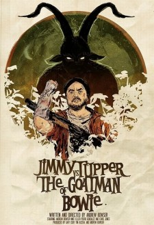 Affiche du film Jimmy Tupper vs. The Goatman of Bowie