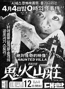 Affiche du film Haunted Villa
