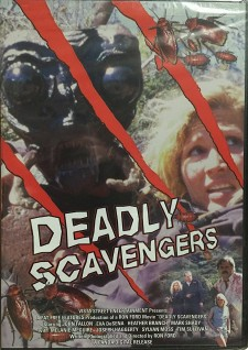 Affiche du film Deadly Scavengers