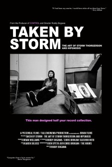Affiche du film Taken by Storm: The Art of Storm Thorgerson and Hipgnosis