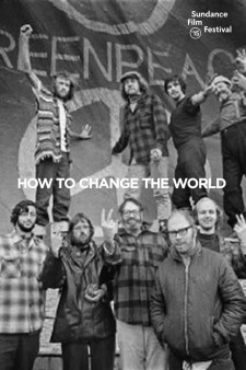 Affiche du film How To Change The World