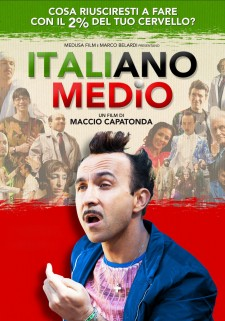 Affiche du film Italiano medio