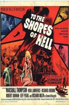 Affiche du film To the Shores of Hell