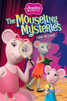 Affiche du film Angelina Ballerina: The Mouseling Mysteries