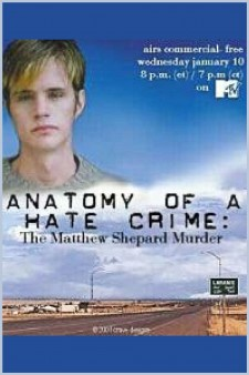 Affiche du film Anatomy of a Hate Crime