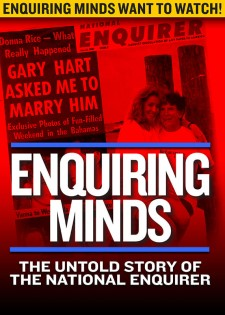Affiche du film Enquiring Minds: The Untold Story of the Man Behind the National Enquirer