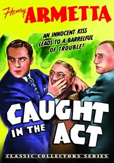 Affiche du film Caught in the Act