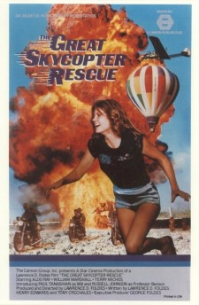 Affiche du film The Great Skycopter Rescue