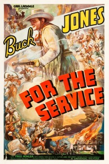 Affiche du film For the Service