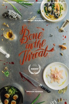 Affiche du film Bone in the Throat