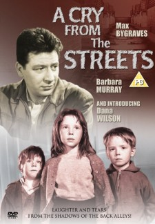 Affiche du film A Cry from the Streets