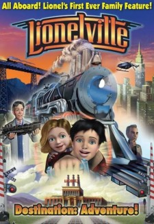 Affiche du film Lionelville: Destination Adventure