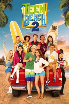 Affiche du film Teen Beach 2