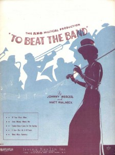 Affiche du film To Beat the Band