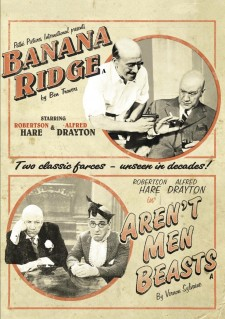 Affiche du film Banana Ridge