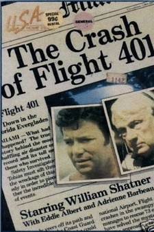Affiche du film The Crash of Flight 401