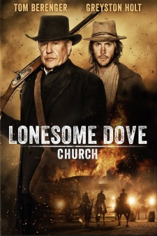 Affiche du film Lonesome Dove Church