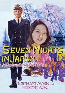 Affiche du film Seven Nights in Japan