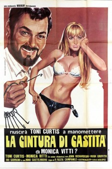 Affiche du film On My Way to the Crusades, I Met a Girl Who...